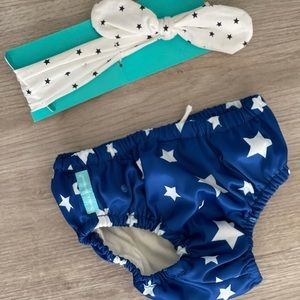 NWOT swim diaper xl